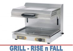 GRILL by ROLLER GRILL - K.F.Bartlett LtdCatering equipment, refrigeration & air-conditioning